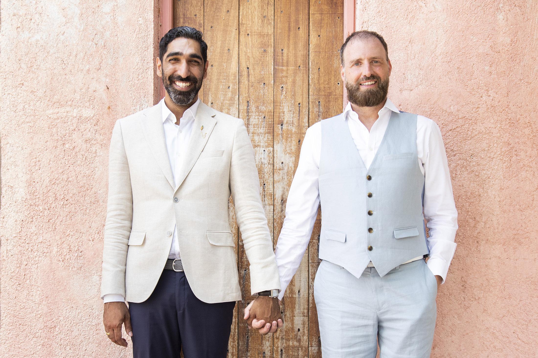 Maximos & Ahmed